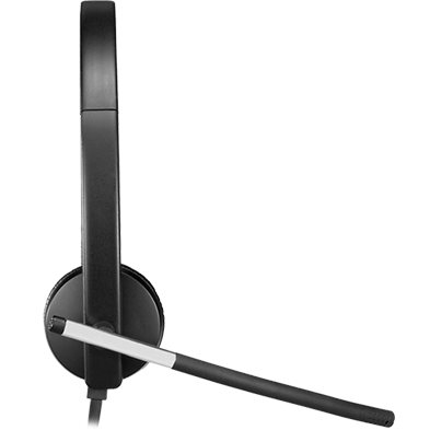Logitech H650e mikrofonos fejhallgató