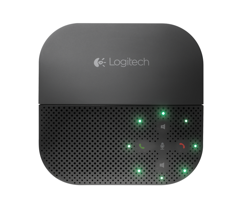 Logitech Mobile Speakerphone P710e for Hands-Free Calls