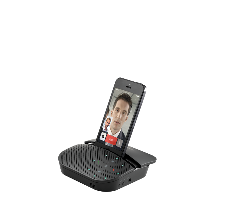 Logitech Mobile Speakerphone P710e 4