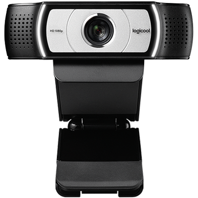 Close-up of C930e webcam