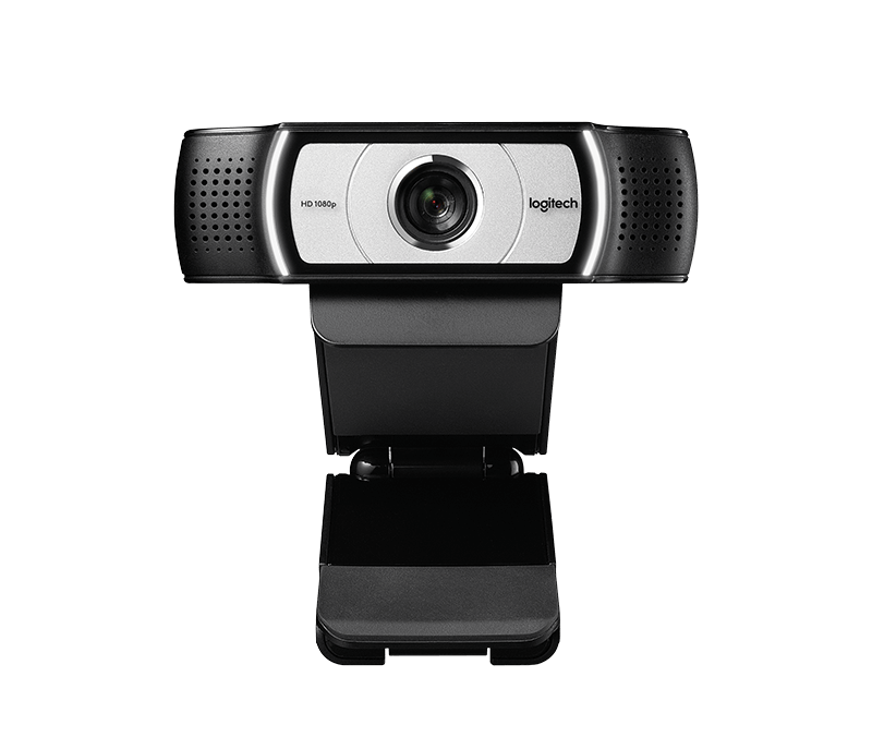 Logitech C930e 1080p HD Webcam with H 264 Compression & Wide
