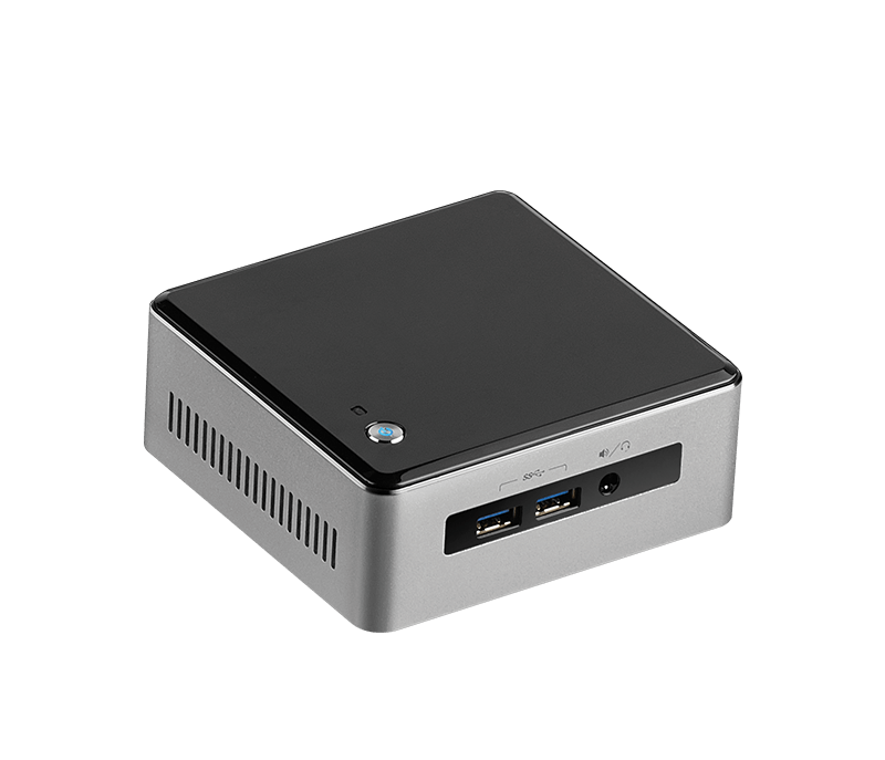 CONNECT Kit<br>with Intel NUC