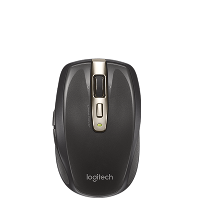 Anywhere Mouse MX - Compact, Wireless Mouse - Logitech