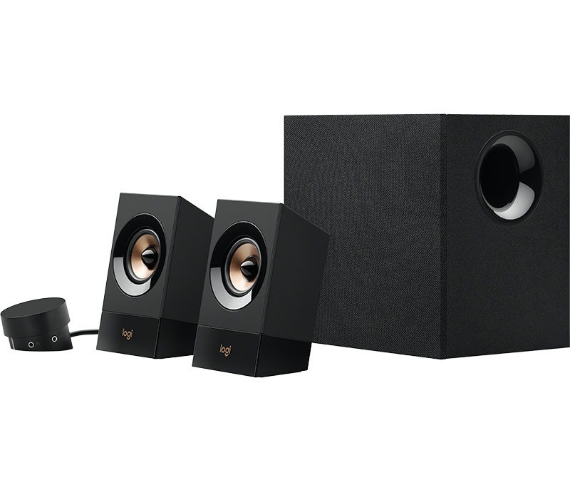 Z533-speakersysteem met subwoofer 0