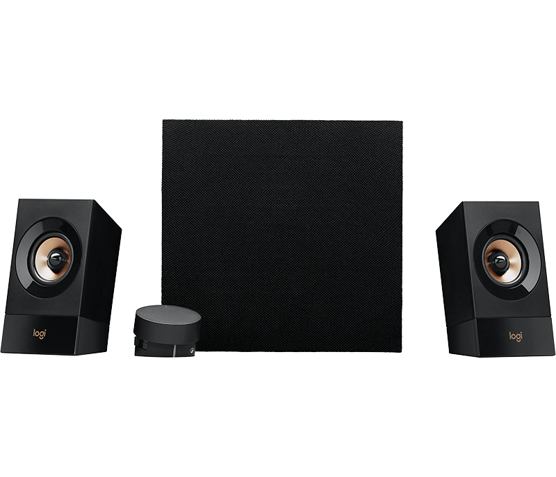 Z533-speakersysteem met subwoofer 1