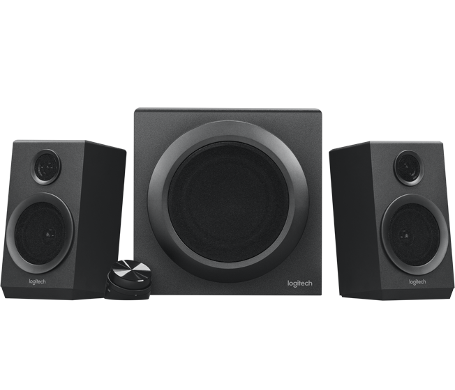Logitech z333 21 pc speaker system with subwoofer en us z333 speaker system with subwoofer swarovskicordoba Choice Image