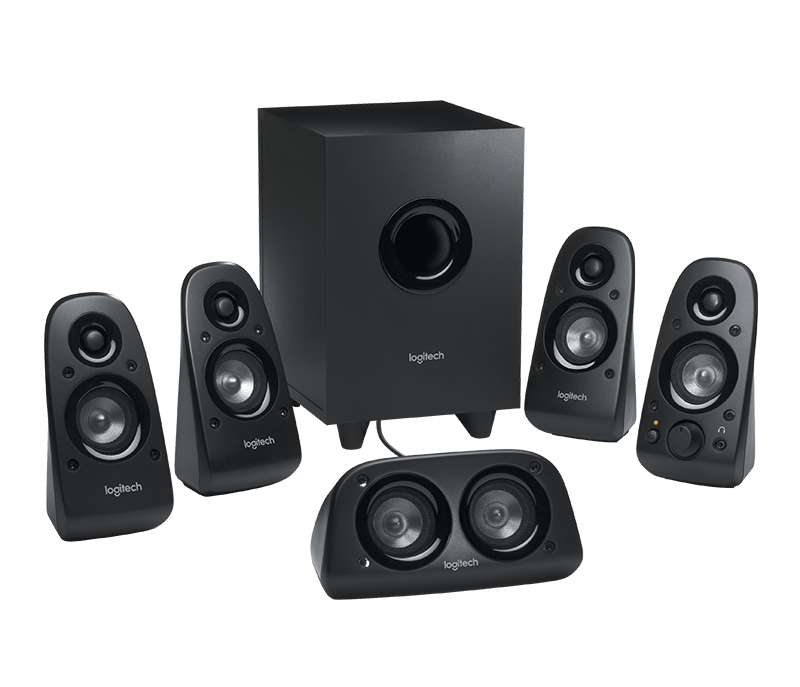Z506 5.1 Surround Sound Speaker System 3