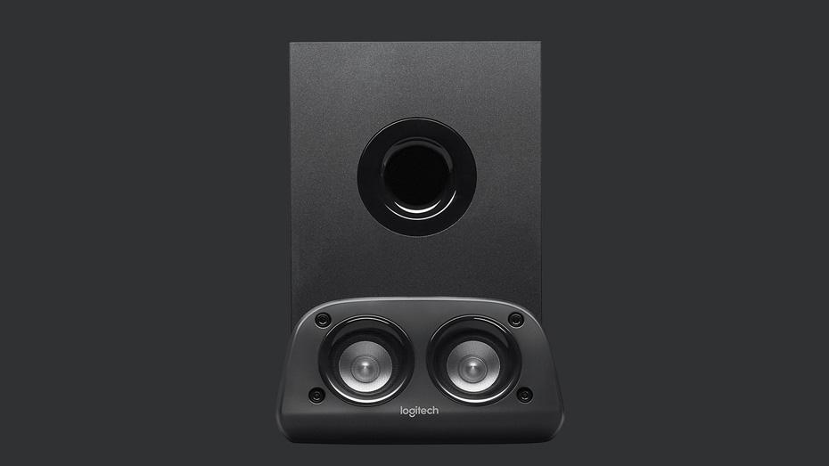 Wypełniający pomieszczenie dźwięk o mocy 150 watów