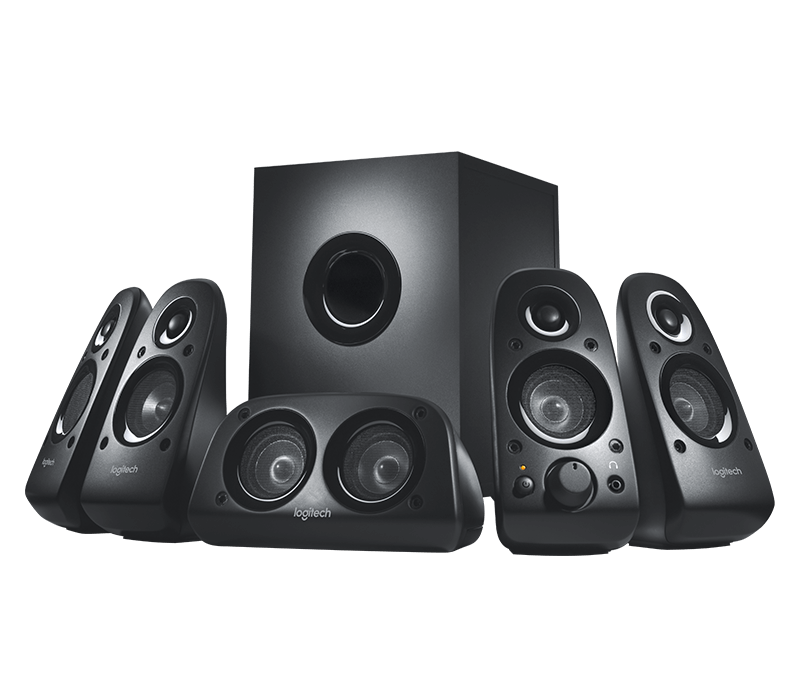 Z506 5.1 Surround Sound Speaker System 0