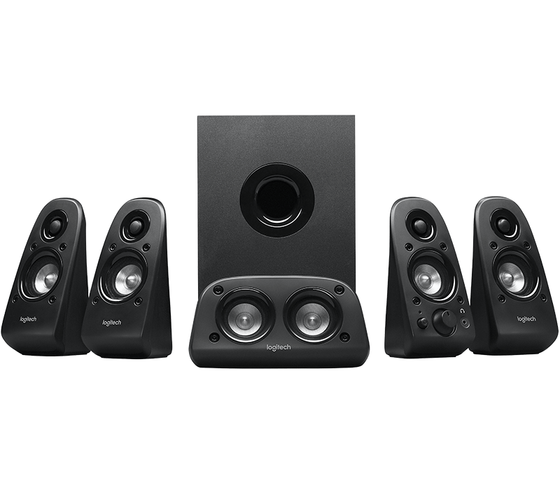 5.1-Surround-Sound-Lautsprechersystem Z506