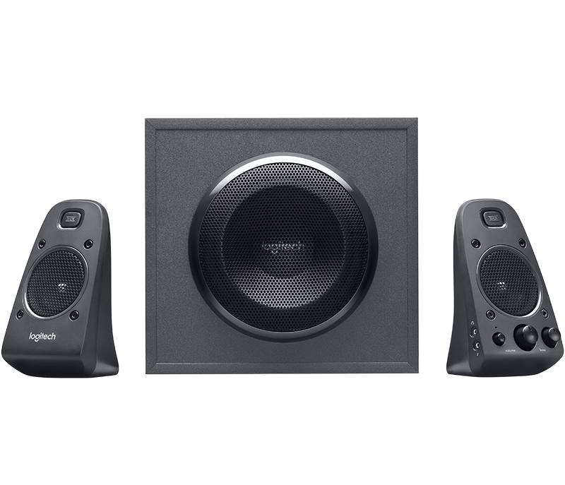 Z625 Speaker System with Subwoofer and Optical Input 2