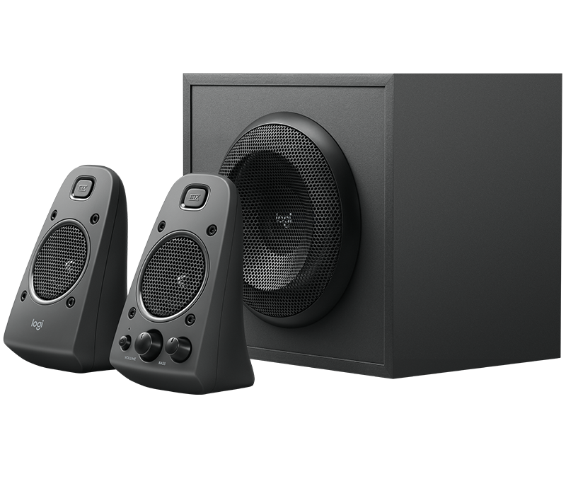 Z625 Speaker System With SubWoofer and Optical Input