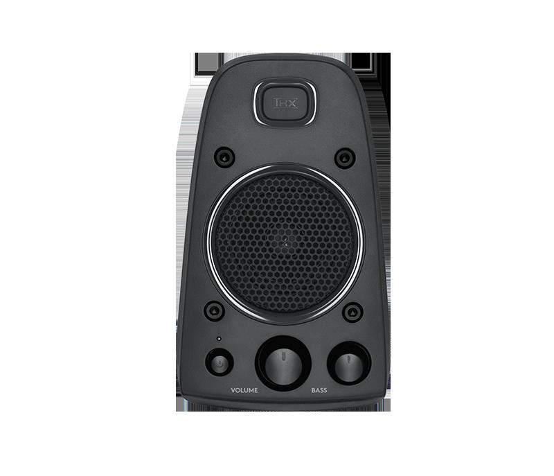 Z625 Speaker Front View