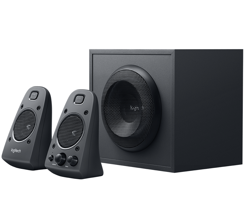 Z625 Speaker System with Subwoofer and Optical Input1
