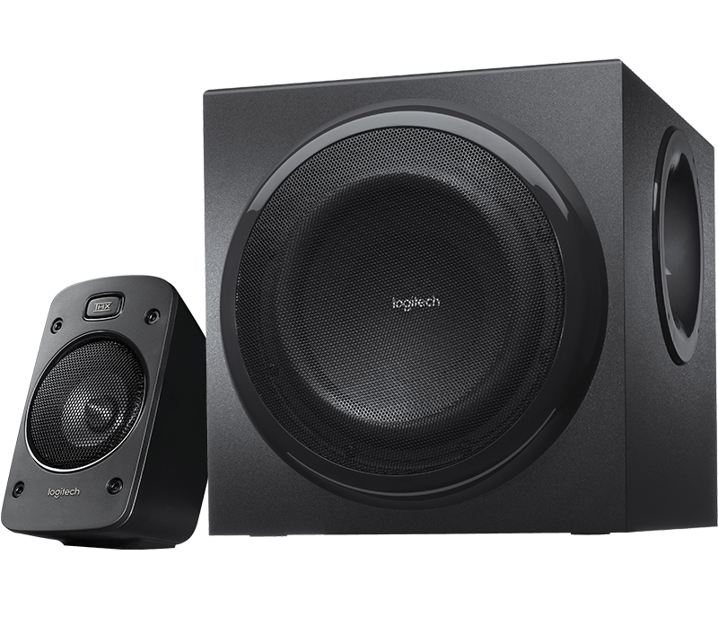 5.1-Surround-Sound-Lautsprechersystem Z906