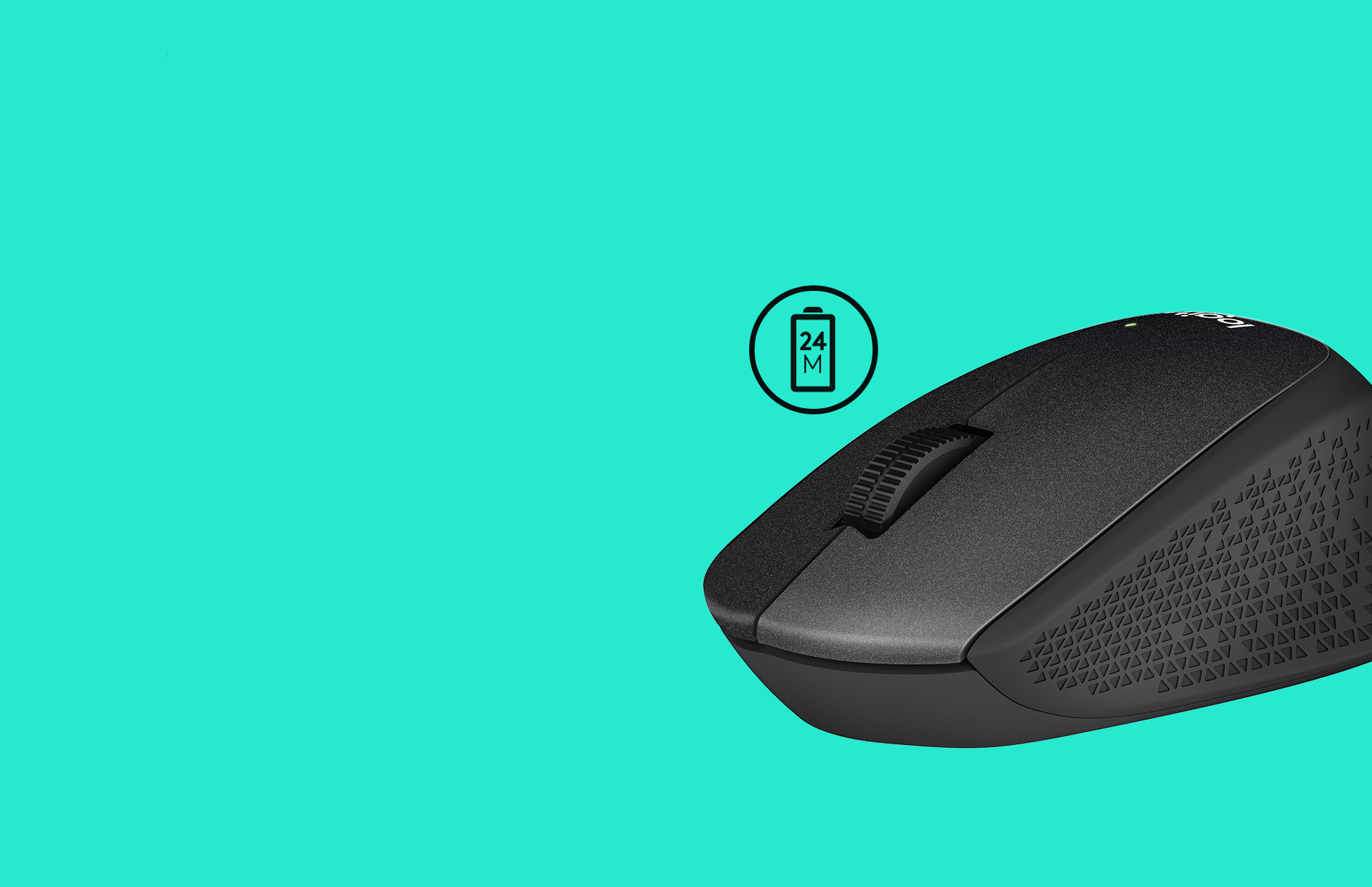 Mouse Wireless Logitech M331