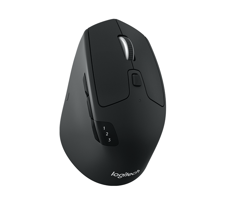 Logitech M720 Triathlon Multi-Computer Wireless Mouse