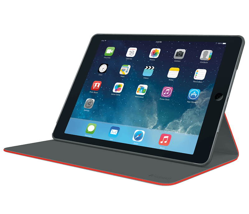 logitech hinge protective case with stand for ipad