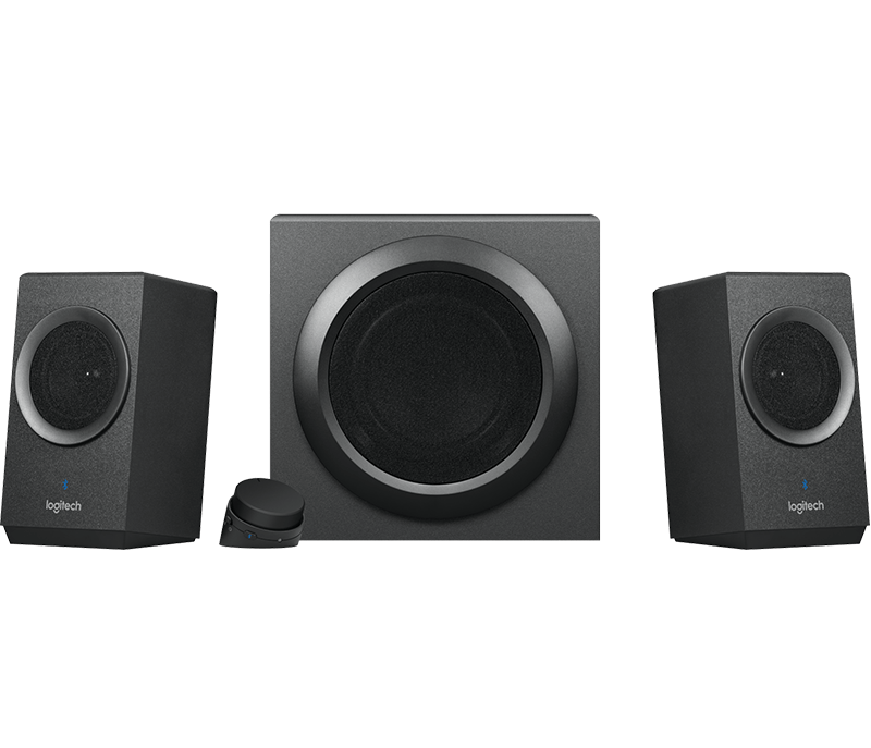 Z337 Speaker System with <em>Bluetooth</em> 2