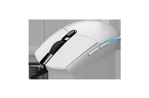Logitech G203 Prodigy Programmable RGB Gaming Mouse