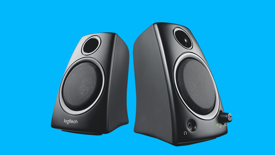 Potente audio stereo