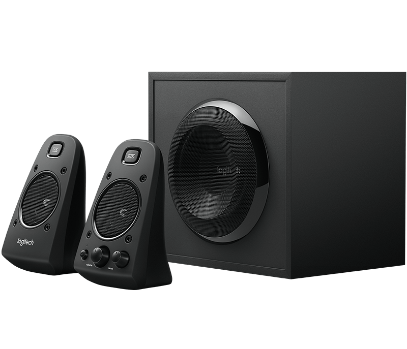 Z623 Speaker System with Subwoofer