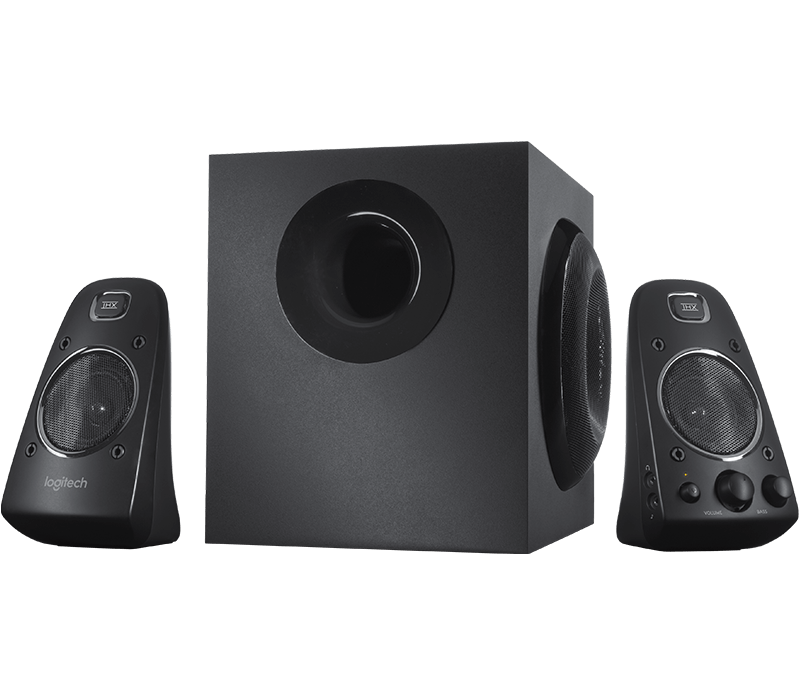 Z623 Speaker System with Subwoofer2