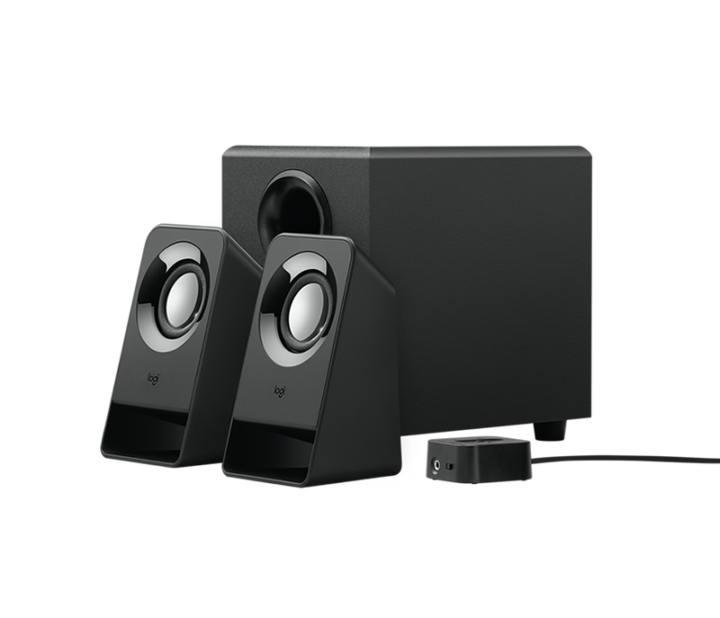 Z213 Compact 2.1 Speaker System 0