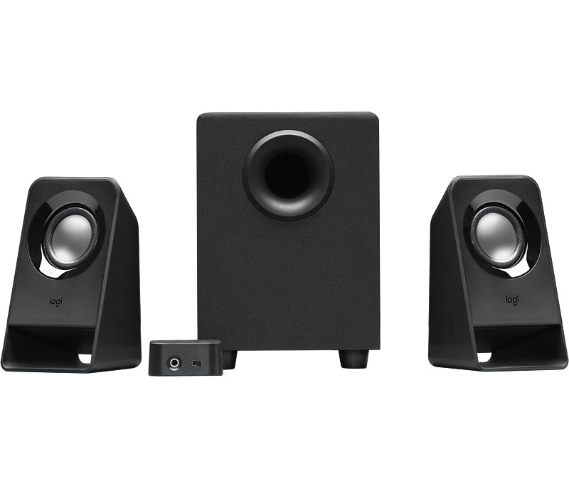 Z213 Compact 2.1 Speaker System 1