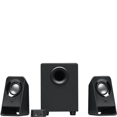 Z213 Compact 2.1 Speaker System