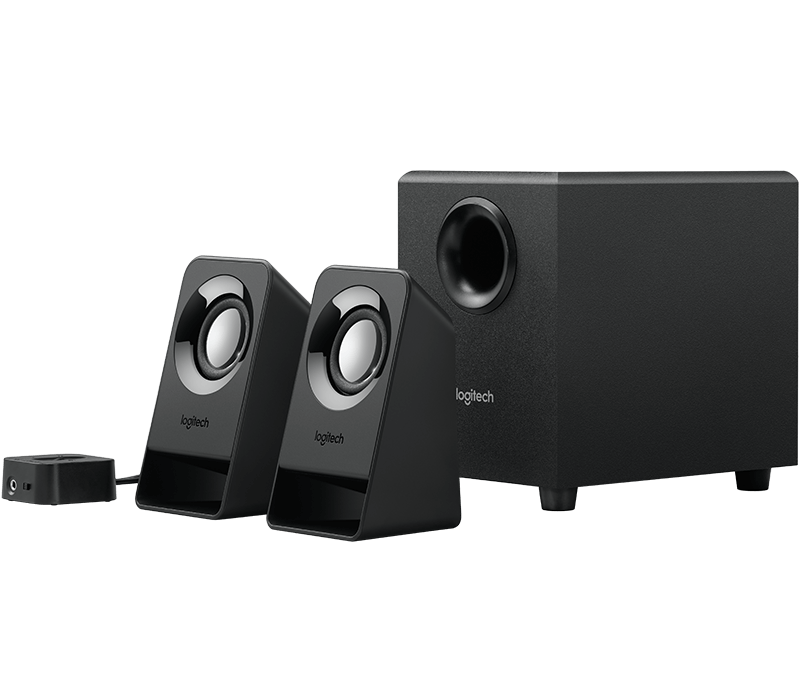 Z213 Compact 2.1-speakersysteem