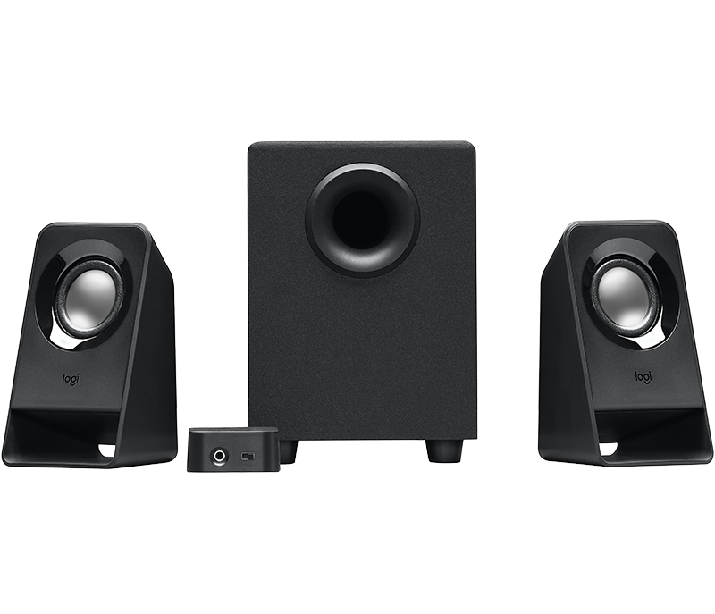 Z213 Compact 2.1-speakersysteem 1