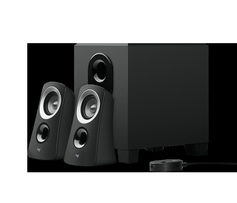 Z313 Speaker System with Subwoofer 0