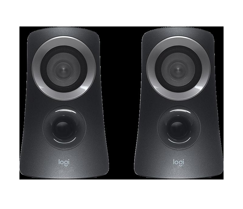 Z313 Speaker System with Subwoofer 2