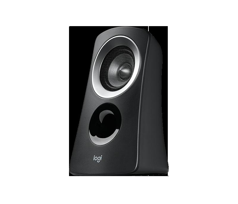 Z313 Speaker System with Subwoofer 3