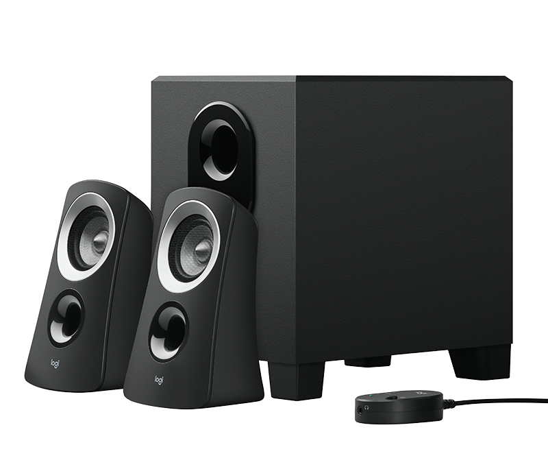 Z313-speakersysteem met Subwoofer 0