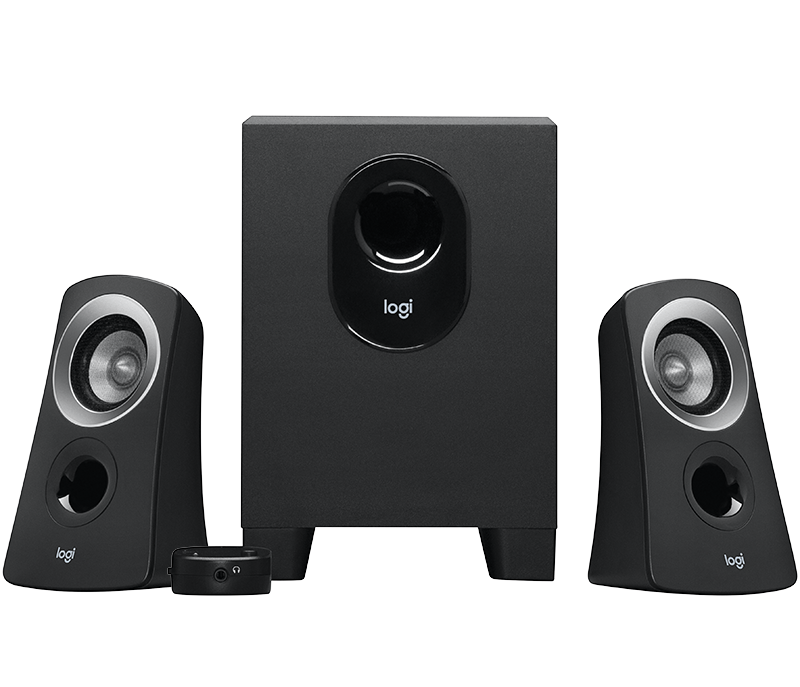 Z313 Speaker System with Subwoofer 1