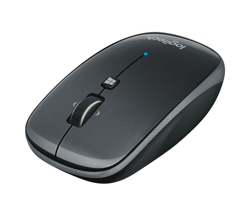 Logitech M557 Bluetooth Wireless Mouse for Windows & Mac