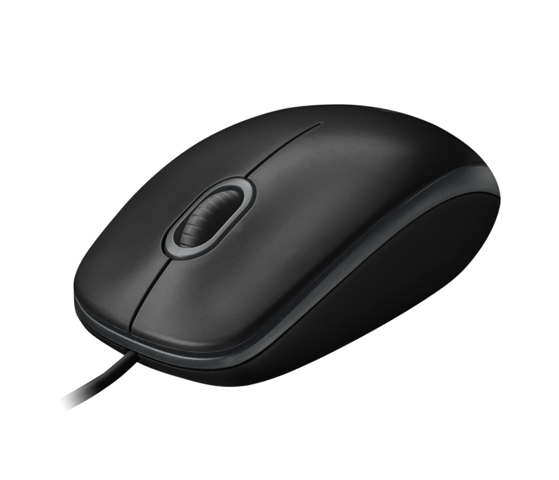 Logitech Business B100 Optical Usb Mouse
