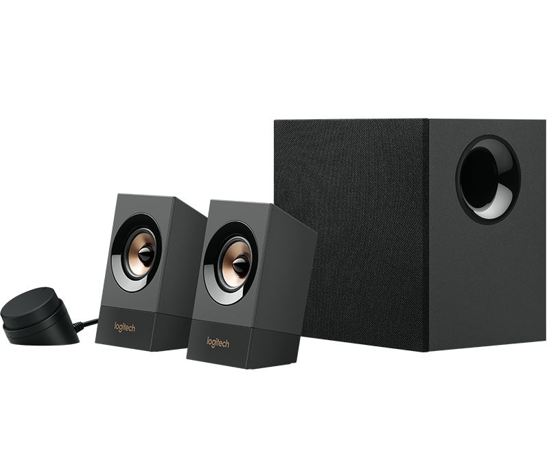 Z537-speakersysteem met subwoofer