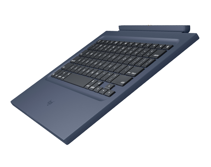 Add-on keyboard for RUGGED CASE
