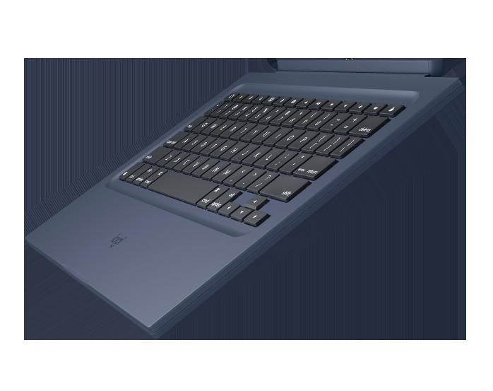 logitech rugged combo add-on detachable keyboard