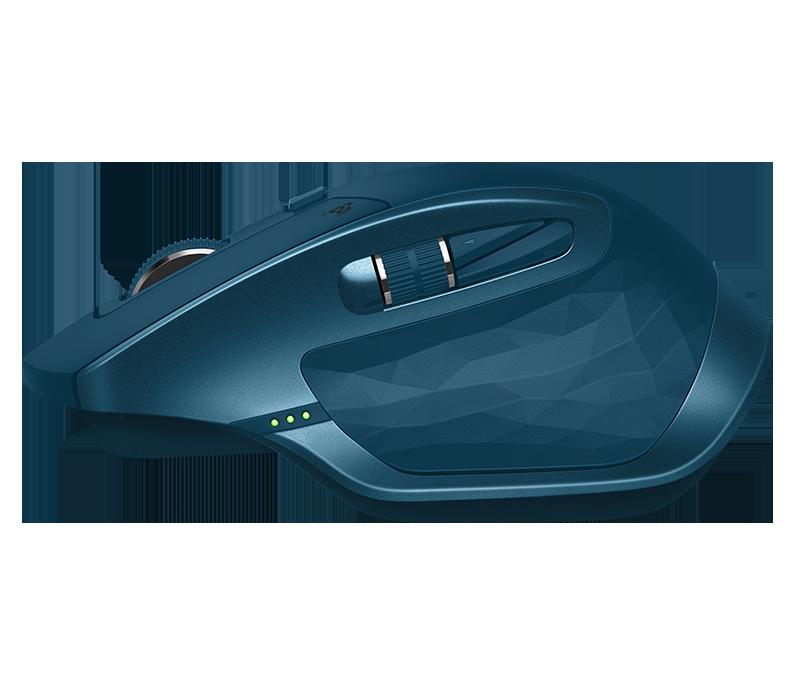 1f8c7c0911e Logitech MX Master 2s Wireless Mouse with Multi-Device & Navigation Options