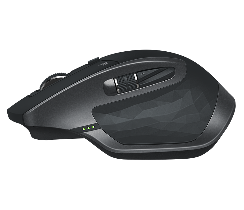 132fafad5b3 Logitech MX Master 2s Wireless Mouse with Multi-Device & Navigation ...