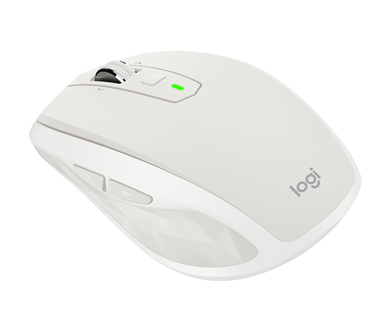 Logitech MX Anywhere 2s Multi-Device Wireless Mouse Designed to Work