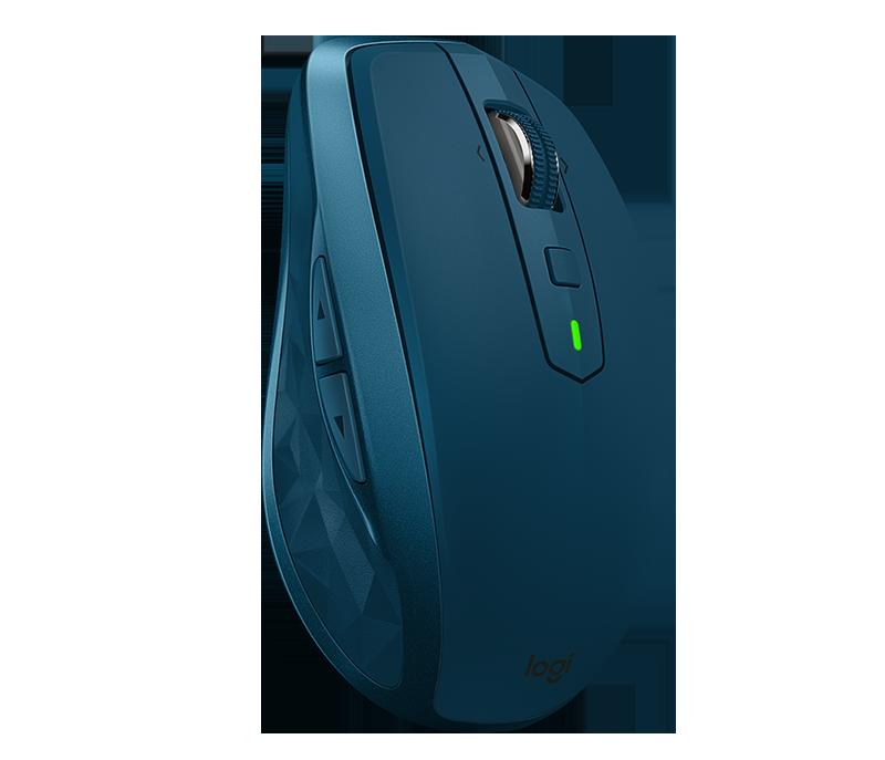 logitech anywhere mx mouse manual