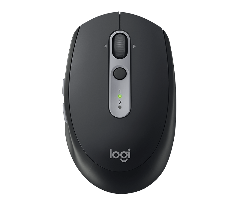 86cde05e949 Logitech M590 Silent Wireless Mouse with 2 Thumb Buttons & Precise ...