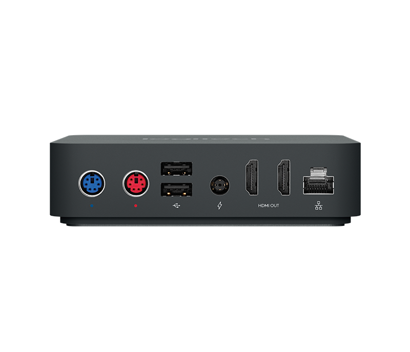 Logitech SmartDock Extender Box with More Connectivity Options