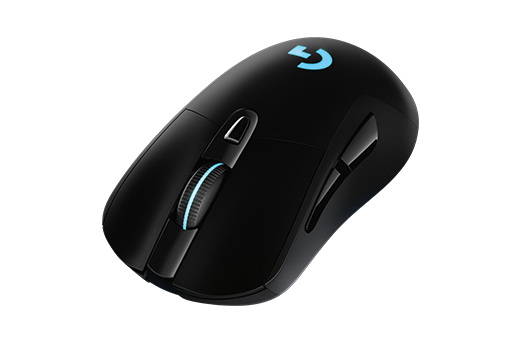 how to set up wireless mouse logitech