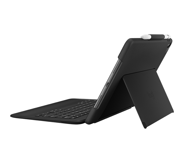 <span class='lowerCase'>SLIM COMBO TIL iPad Pro 10,5 in OG iPad Pro 12,9 in (1. OG 2. GENERATION)</span>